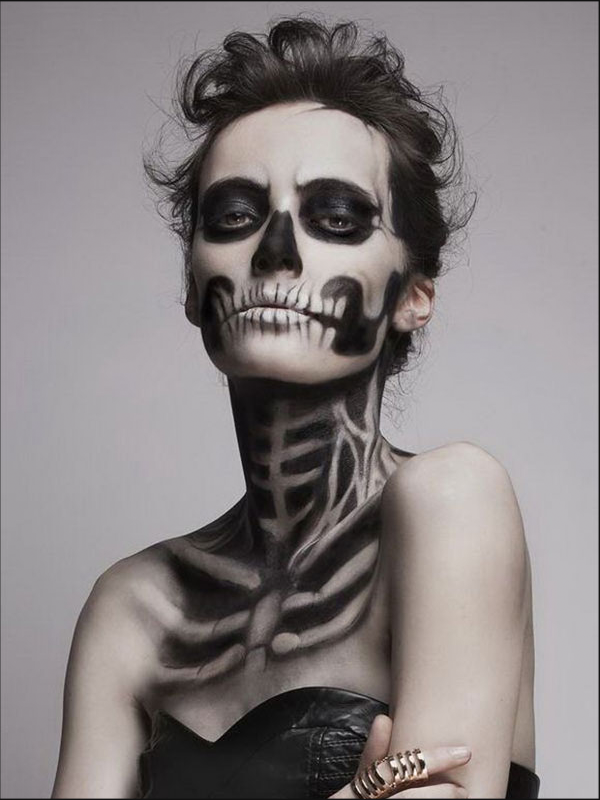HalloweenMakeup