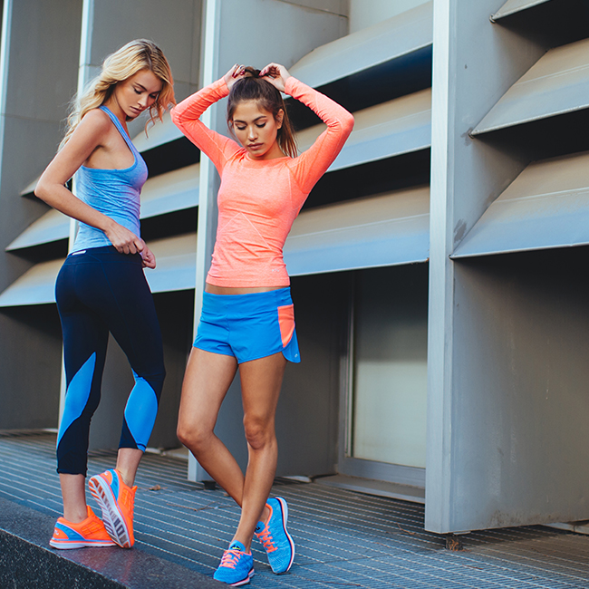 Shaping Up: Ready, Set, Go In Athletic Propulsion Labs Sleek Activewear