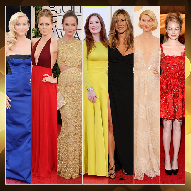The Golden Globe Dress Guess!