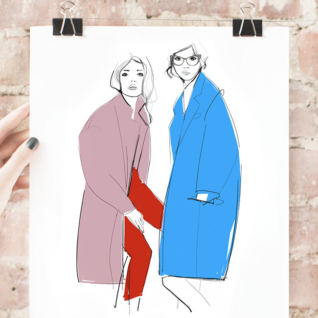 Hello Darlings! We're Getting Social With Garance Doré