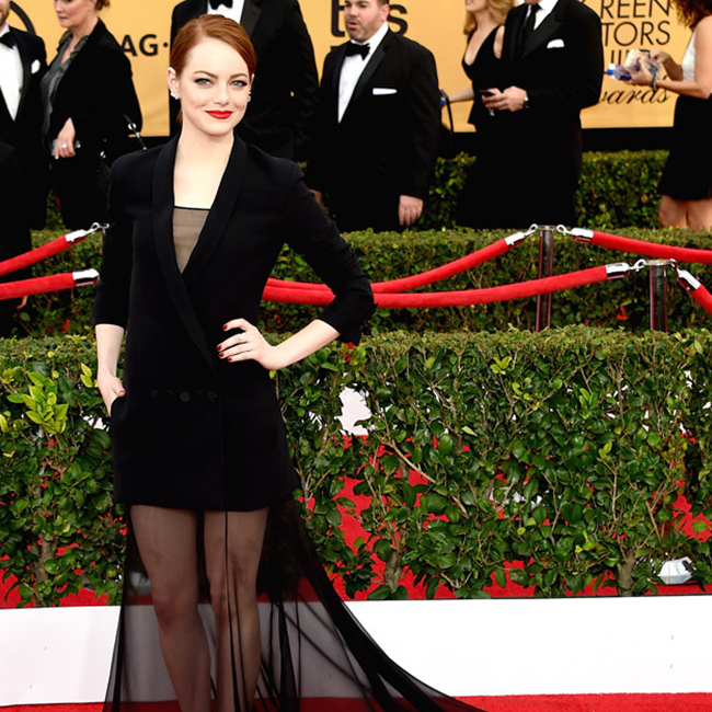 SAG Awards Red Carpet: Top Fashion Moments