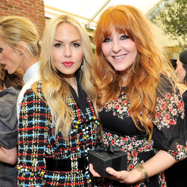 Inside Scoop:  Net-A-Porter's Oscar Week Power Lunch For Make-up Artist Charlotte Tilbury