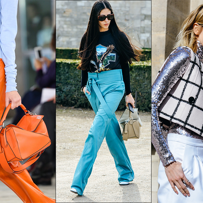 Top Five Paris AW 15 Fashion Week Street Style Trends