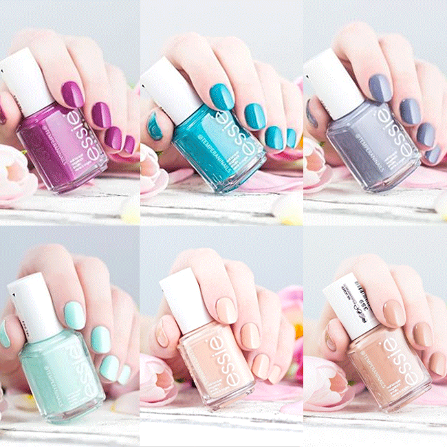 Flower Power! Our Essie Spring 2015 Polish GIVEAWAY!!