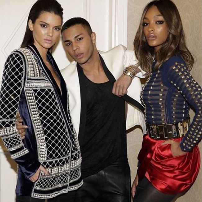 Just In: Our Hearts Are Racing Over The Balmain For H&M Collab!