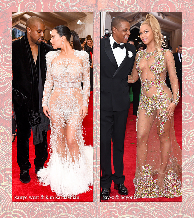Met Gala Red Carpet 2015