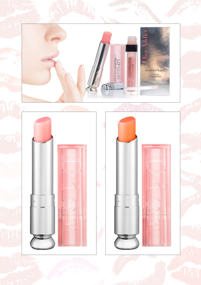 Dior's Dior Addict Lip Glow Color Reviver Balm