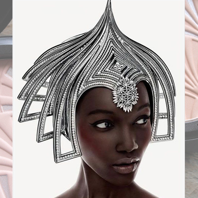 The Perfect Makeup Collab for Summer: MAC x Philip Treacy