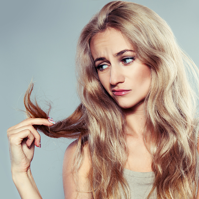 Beauty: How To Tame Your Summertime Mane (i.e. Frizz)