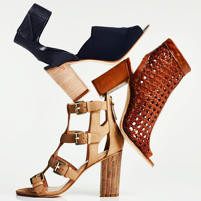 The Summer Sandal Report: The Block-Heel Basic