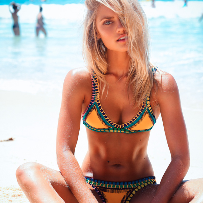 Kiini Swimwear: Bikinis for the Modern Boho Chick!
