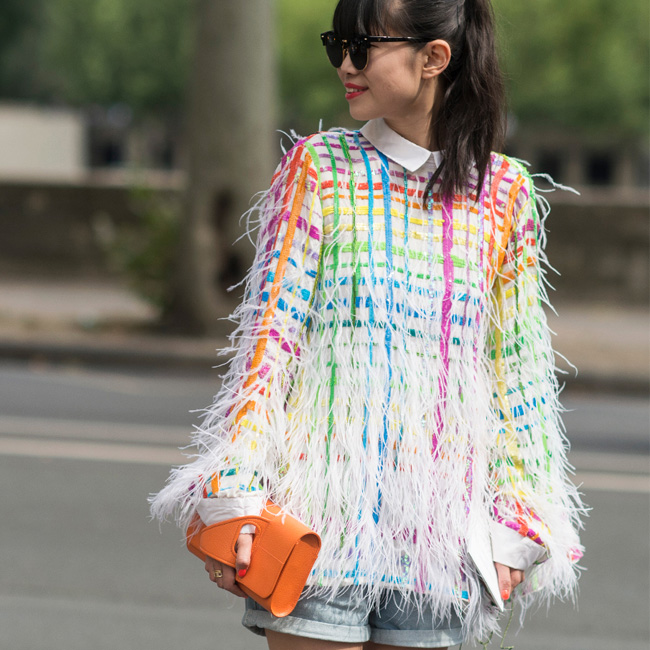 Our Favorite Paris Street Style Looks