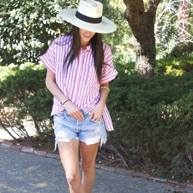 Trending: Red, White & Summertime Stripes