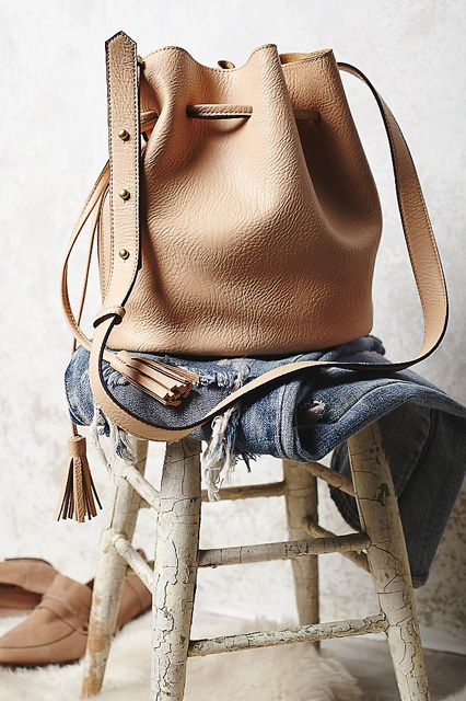 Because The Bucket Bag Is Here To Stay!