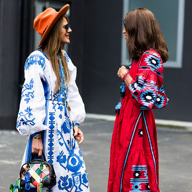 Trending: Ethnic Inspiration to End the Summer!