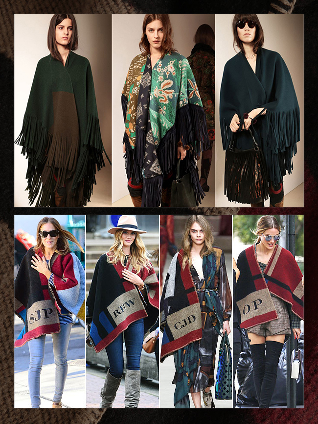 858d29f00 ... to make it work, no matter how good a Bohemian you are, the key is to  wear monotones underneath and then accent with, you guessed it, a statement  cape, ...