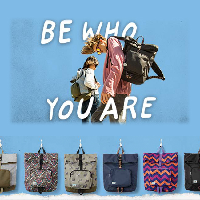 TOMS StandUp Back Packs: Help Stop Bulling in Schools for Good!