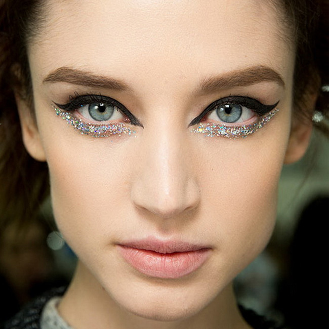 #PFW Beauty Trend: Starry-Eyed Delight