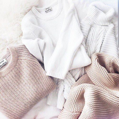 (Oversized) Sweater Weather