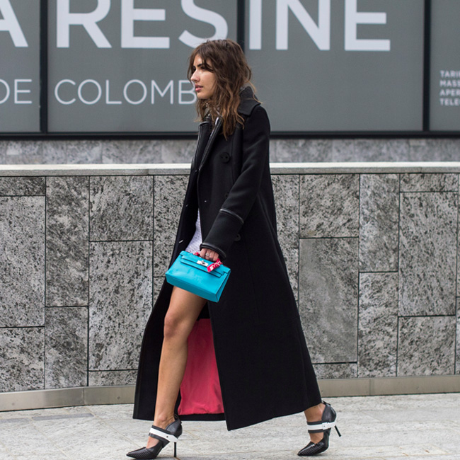 Street Style Trends We're Loving At #MFW