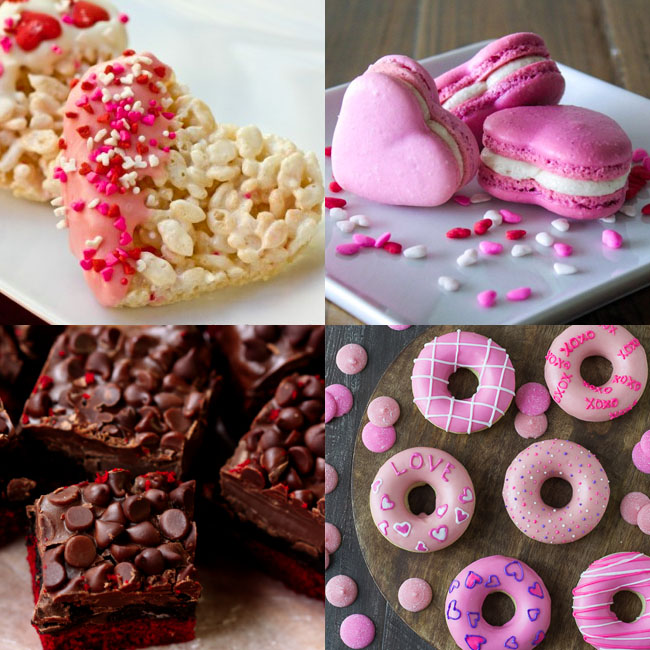 4 Valentine's Day Dessert Recipes To Get Sweet With Your Sweetie