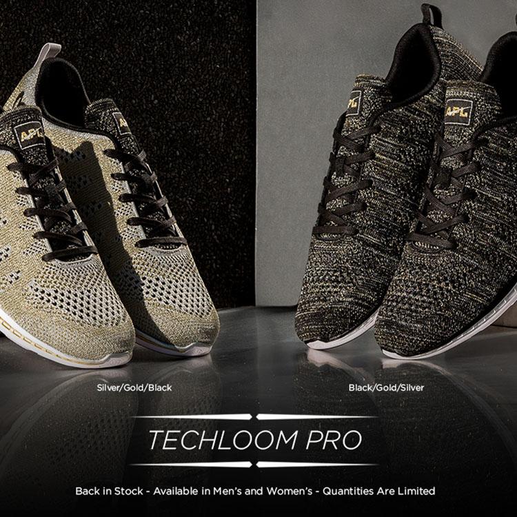 Sneaker Alert  APL Metallic TechLoom Pros Are Back b96a977107e