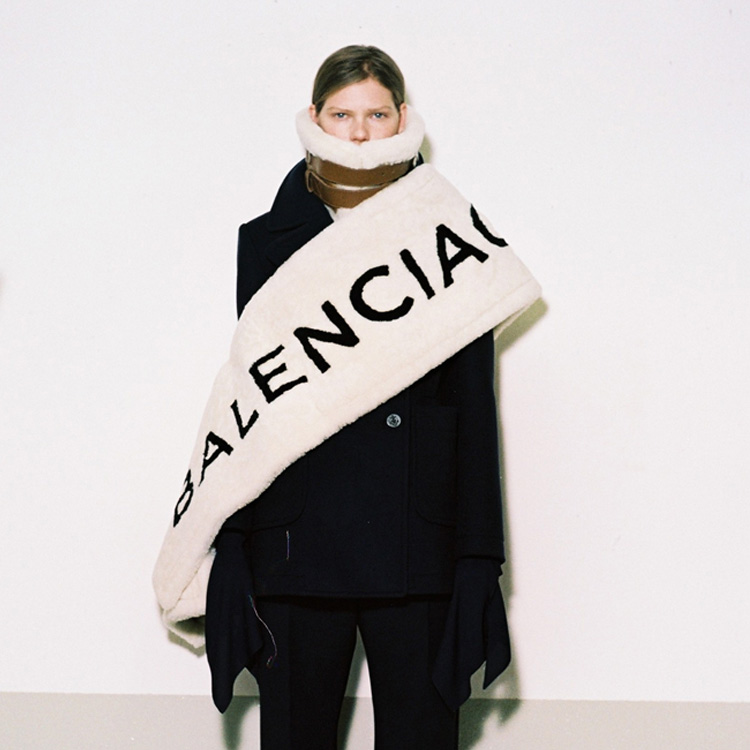 Warming Up With The Balenciaga Pre-Fall 2016 Collection