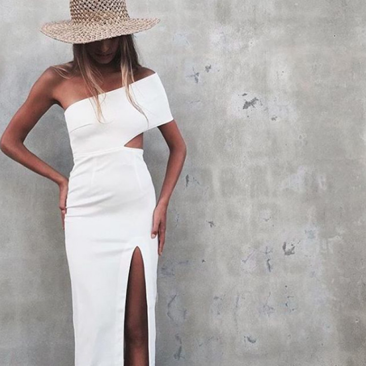 Five White Hot Must Haves For Summer