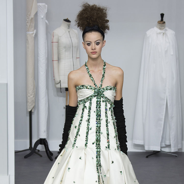 #PFW: Inside The Chanel Haute Couture Show