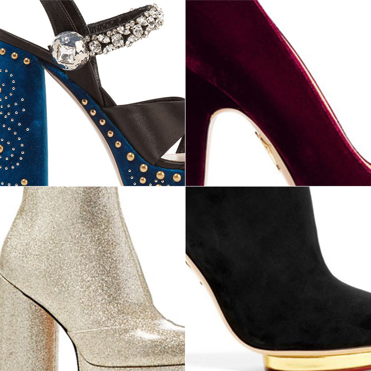 Tuesday Shoesday: Four Bold Platform Looks