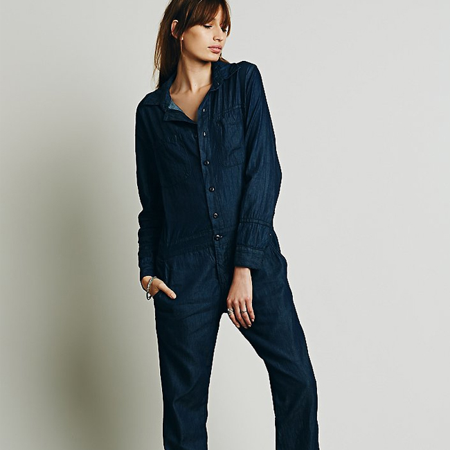 Jumpsuits, His & Hers. The Solid Solution To Casual Cool