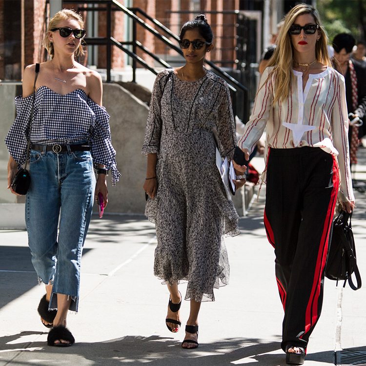 STREET STYLE: Best Of #NYFW Trends
