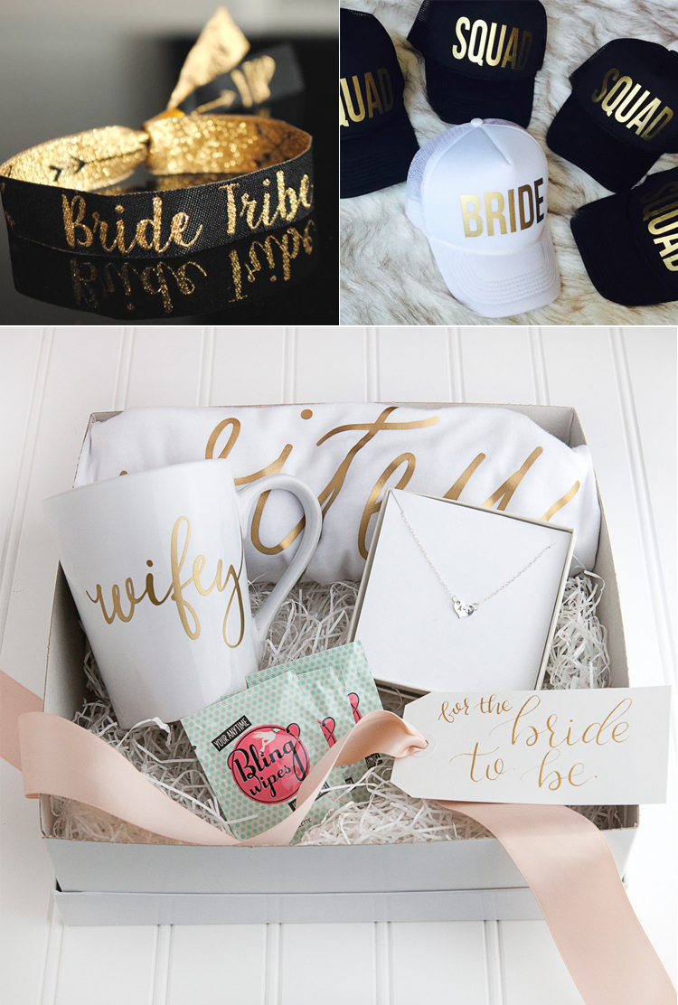 what to buy a bride