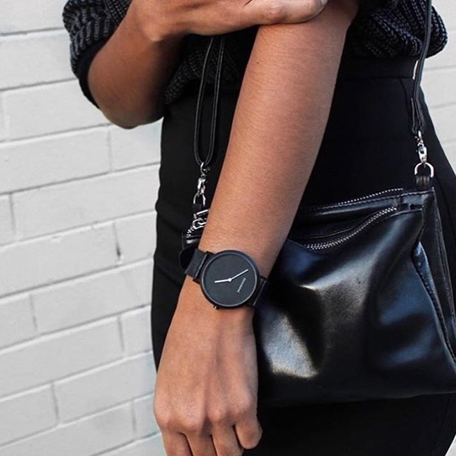 The Perfect Minimalist Watch That Goes With Every Outfit