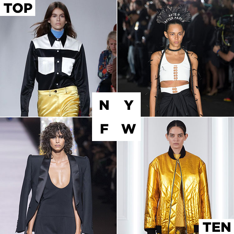 The 10 Brands To Watch At New York Fashion Week