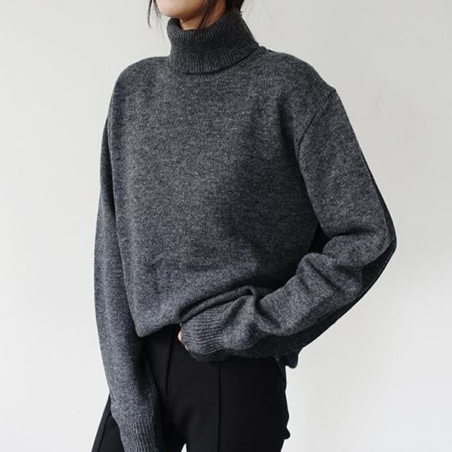 Trendy Turtlenecks