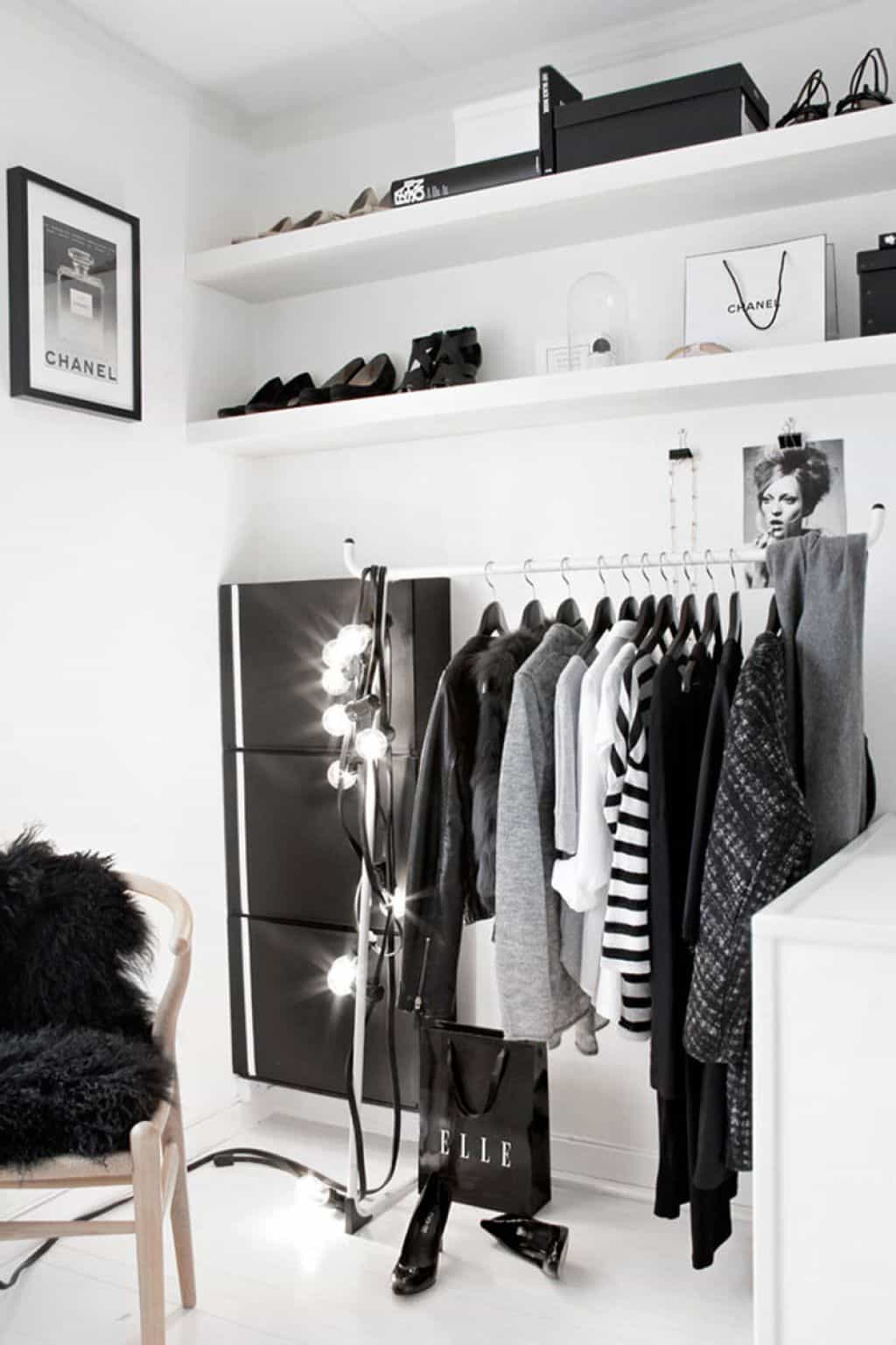 Chic Closets We're Coveting Right Now