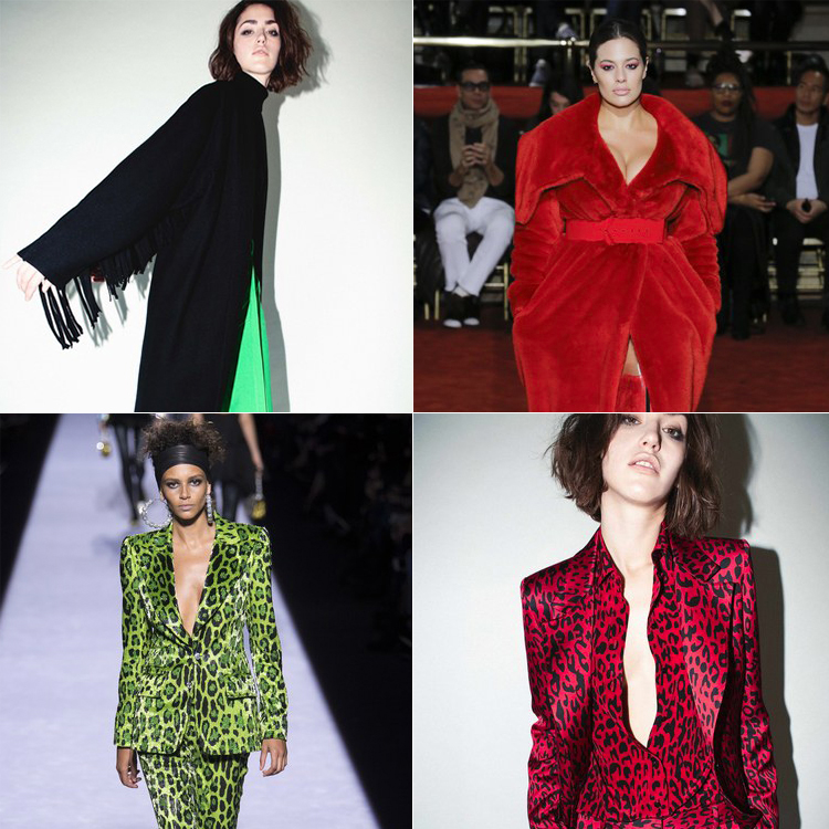 NYFW 2018: Five Key Trends And An 80's Vibe