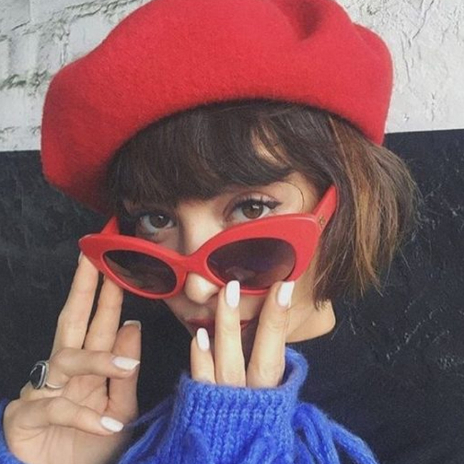 Currently Crushing On Berets
