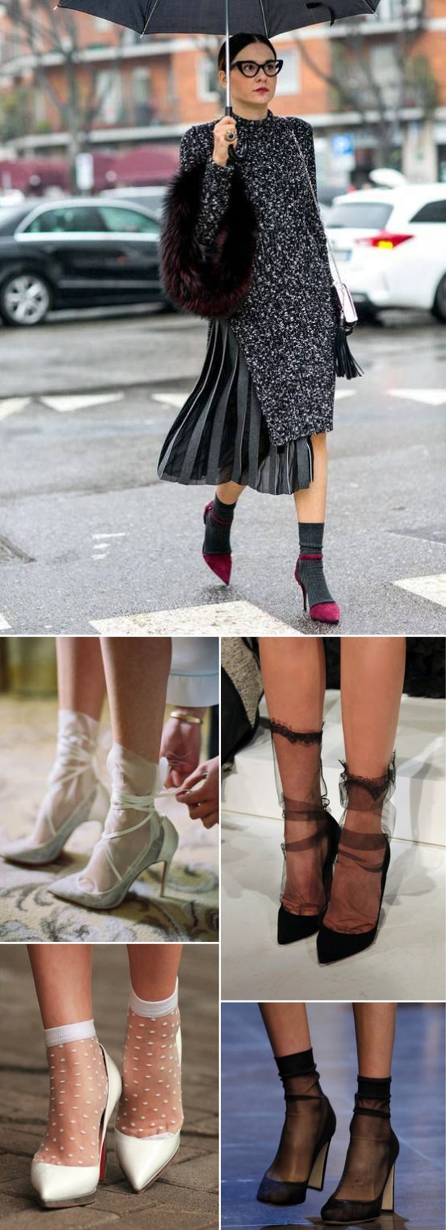 a988d536e07a0 We found a beautiful cross-section of looks and styles on netaporter, etsy,  asos, amazon, and the Mary Benson x ASOS glitter sock. By the way, this is  the ...