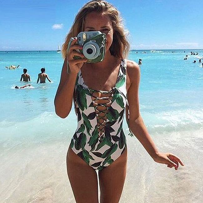 Sexy One-Pieces We'd Rock This Summer