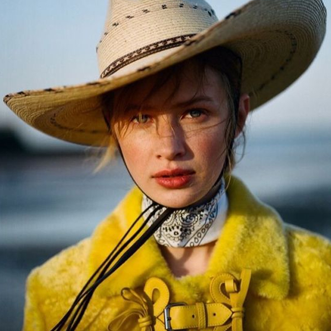 Saddle Up The Urban Cowgirl Is In