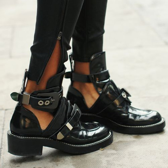 The perfect boot for NYFW