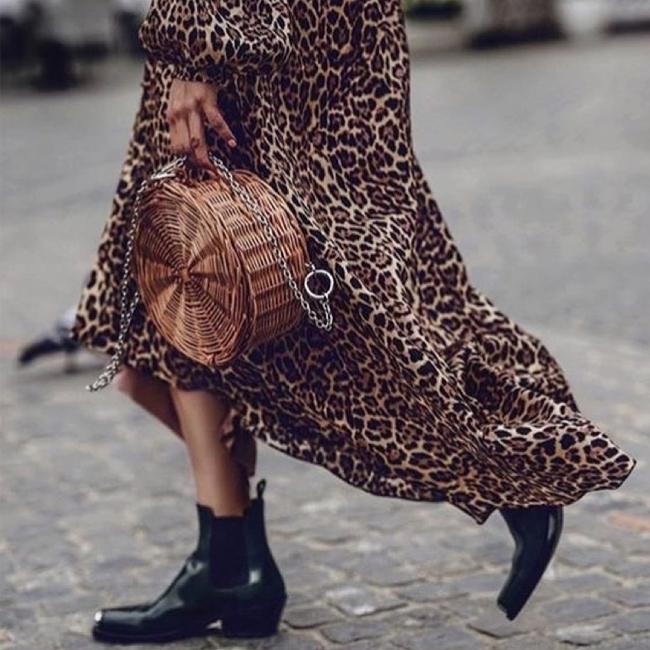 Leopard Fever
