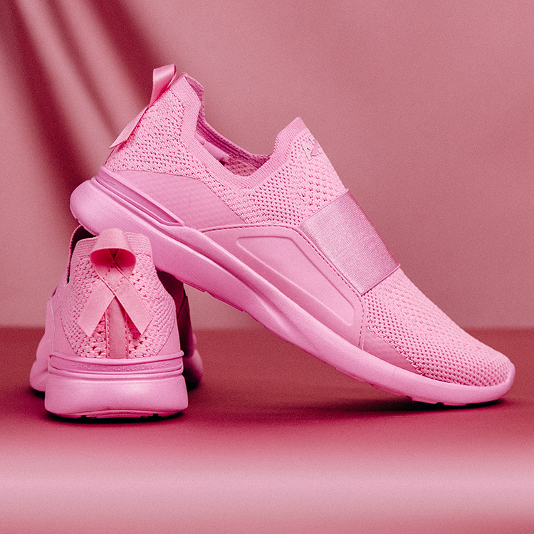 APL Supports Breast Cancer Awareness With The Special Edition Power Pink TechLoom Bliss