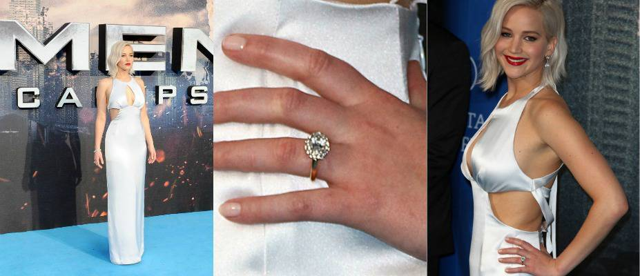 """It's """"I Do"""" Season As We Swoon Over Celebrity Engagement Rings - photo #9"""