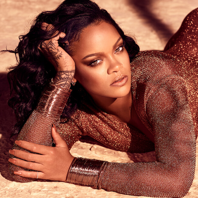 Rihanna's Beauty Products that are Perfect for this Spring/Summer