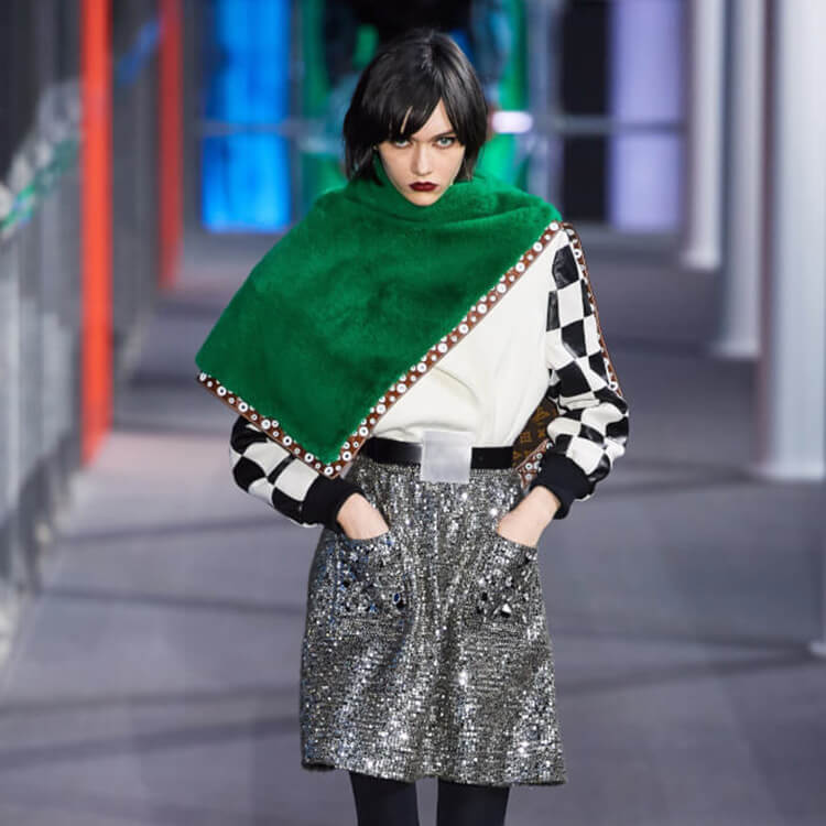 Louis Vuitton Wraps Up #PFW With A Luxurious FW 19 Street Wear Collection For Its Global Tribe