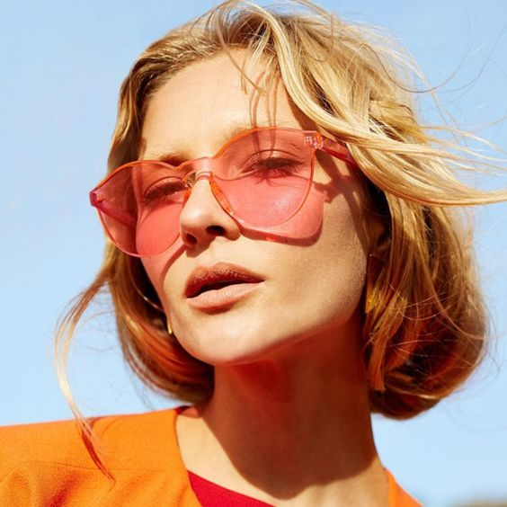 Have A Spring Fling With Candy Colored Glasses