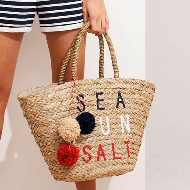 10 Perfect Beach Bags For The 4th